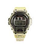 カシオジーショック CASIO G-SHOCK 腕時計 クォーツ ウォッチ デジタル メタリックカラーズ DW-6900SB スケルトン クリア
