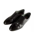 アンドレ ANDRE ビジネスシューズ 革靴 レザー 黒 ブラック 26 1/2EEE