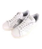 アディダス adidas ADVANCOURT LEA U アドバンコート スニーカー シューズ 靴 EE7683 白 ホワイト 23cm