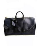 ルイヴィトン LOUIS VUITTON ボストンバッグ 旅行バッグ キーポル50 エピ レザー 鞄 カバン M42962 SP0976 黒 ブラック