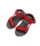 ホーキンス Hawkins スポーツサンダル サンダル ストラップ 靴 HS13109 レッド 赤 26cm