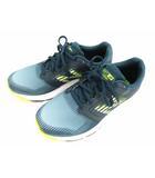 ニューバランス NEW BALANCE スニーカー シューズ ランニングシューズ 靴 M480CC6 FITNESS RUNNING サイズ27.5cm ワイズ2E グリーン系 緑系