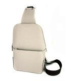 アニアリ aniary ボディバッグ ショルダーバッグ 斜め掛け ウェーブレザー 牛革 かばん 鞄 16-07000 ローズグレー
