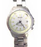 シチズン CITIZEN レグノ REGUNO 腕時計 アナログ ソーラー電波 H415-R004492 KL3-811-31 3針 日付 白文字盤 シルバー