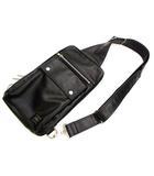 ポーター PORTER ボディバッグ ワンショルダーバッグ ショルダーバッグ バッグ フリースタイル カバン 鞄 黒 ブラック 707-06127