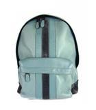 コーチ COACH リュックサック バックパック かばん 鞄 ベースボールステッチ レザー スウェード F11250 ブルー系