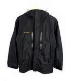 コロンビア Columbia フロストフリー ジャケット マウンテンパーカー ナイロン ジャケット PM2094 TITANIUM 無地 黒 ブラック サイズXS 長袖