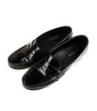 コールハーン COLE HAAN ローファー シューズ 靴 エナメル 黒 ブラック 5
