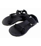 テバ Teva サンダル スポーツサンダル HURRICANE XLT 4176 靴 黒 ブラック サイズ25cm