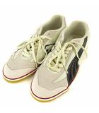 プーマ PUMA フットサルシューズ スニーカー 靴 ローカット フットサラ FUTSALA 101243 アイボリー ブラック 26.5㎝