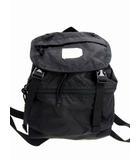 フレドリックパッカーズ FREDRIK PACKERS リュックサック デイパック ミニリュック カバン 鞄 黒 ブラック