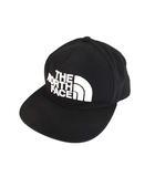 ザノースフェイス THE NORTH FACE TNF TRUCKER トラッカー キャップ 帽子 ロゴ NN41811 黒 白