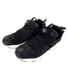 リーボック Reebok スニーカー シューズ 靴 INSTA PUMP FURY OG インスタ ポンプフューリー OG 黒 白 ブラック ホワイト サイズ26.5cm V65750