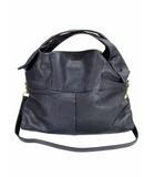 トフ&ロードストーン TOFF&LOADSTONE 2Way ショルダーバッグ トートバッグ ハンドバッグ レザー 革 ネイビー系 紺系 鞄 カバン