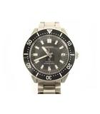 セイコー SEIKO プロスペックス PROSPEX 腕時計 自動巻き ウォッチ 6R35-00P0 SBDC101 シルバー ブラック