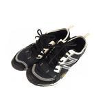 ニューバランス NEW BALANCE ミニマス MINIMUS VIBRAM ランニングシューズ 靴 スニーカー メッシュ MT10BM 黒 27cm
