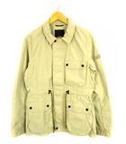 タトラス TATRAS スプリングコート ショート ブルゾン ジャケット 上着 アウター ジップアップ MTA14S4267 ベージュ系 01