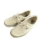 バンズ VANS ERA エラ スニーカー V95CLA 靴 シューズ ローカット キャンバス ホワイト 白 23cm