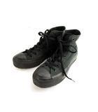 コンバース CONVERSE オールスター ALL STAR ハイカット スニーカー シューズ 靴 キャンバス M3310 黒 ブラック 22.5