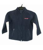 ポロスポーツ POLO SPORT ラルフローレン RALPH LAUREN アウター フリースジャケット 上着 ロゴ ワンポイント ネイビー 紺 110 子供服