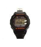 ジーショック G-SHOCK カシオ CASIO 腕時計 タフソーラー 電波時計 GW-M5610R デジタル 黒 オレンジ