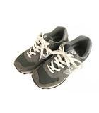 ニューバランス NEW BALANCE スニーカー シューズ 靴 スウェード M574NGS グレー 24cm