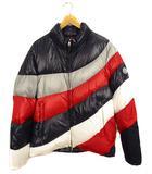 モンクレール MONCLER 20SS マルチカラー ダウンジャケット 上着 アウター ナイロン ジップアップ ARGENTIERE GIUBBOTTO 1B51200-68950 赤 紺 白 グレー 5