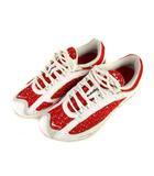 ナイキ NIKE シュプリーム SUPREME AIR TAILWND 4 エアマックス スニーカー シューズ 靴 AT3854-100 白 赤 29cm ★AA☆