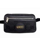 グッチ GUCCI ウエストバッグ ボディバッグ バッグ Gucci Off The Grid ベルトバッグ GGナイロン 631341 527066 黒 ブラック 鞄 カバン
