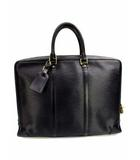 ルイヴィトン LOUIS VUITTON ブリーフケース ブリーフバッグ ビジネスバッグ エピ ポルトドキュマン・ヴォワヤージュ M59092 レザー 革 BA0928 黒 ブラック ノワール 鞄 カバン