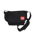 マンハッタンポーテージ Manhattan Portage メッセンジャーバッグ ショルダーバッグ かばん 鞄 コーデュラ CORDURA 黒 ブラック