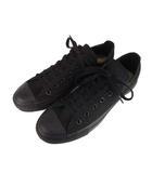 オールスター ALL STAR OX ローカット スニーカー シューズ 靴 キャンバス M5039 ブラックモノクローム 黒 25cm