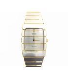 腕時計 DOLCE ドルチェ クォーツ 2針 アナログ シルバー ゴールド 1220-5140