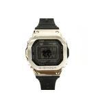 電波ソーラー タフソーラー 腕時計 デジタル ウォッチ GMW-B5000-1JF Bluetooth搭載 ブラック シルバー