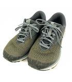 ブルックス BROOKS ランニングシューズ 靴 スニーカー ワイド 幅広 グレー系 灰 27㎝ 2E