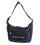 ダンロップ DUNLOP テニスバッグ ケース ショルダーバッグ かばん 鞄 DTC-2074 紺 黒 ネイビー ブラック