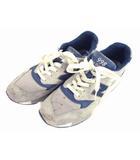 ニューバランス NEW BALANCE スニーカー シューズ 靴 USA製 スエード レザー 革 M998CSEF グレー ネイビー サイズ28cm