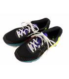 アシックス asics ランニングシューズ ジョギングシューズ スニーカー ダイナフライト3 SP DynaFlyte 3 SP 1011A253 靴 黒ベース ブラックベース サイズ25cm
