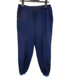 ナイキ NIKE トラックパンツ ジャージパンツ ジョガーパンツ 裾ジップ 日本製 紺タグ 80s 80年代 ネイビー 紺 サイズXL ヴィンテージ ビンテージ