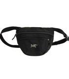 アークテリクス ARC'TERYX マカ2 ウエストパック maka2 waist pack ウエストバッグ ボディバッグ ショルダーバッグ 黒 ブラック 鞄 カバン