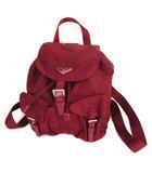 リュックサック バックパック かばん 鞄 ナイロン B6677F 赤 レッド ☆AA★
