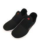 ニューバランス NEW BALANCE スリッポン ランニングシューズ スニーカー 靴 MSPTSCK2 黒 ブラック 26cm