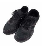 ニューバランス NEW BALANCE スニーカー 靴 ランニングシューズ ローカット M380AB2 ブラック 黒 27.5cm 2E