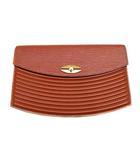 エピ ティルシット 鞄 かばん ショルダーバッグ 斜め掛け ポシェット レザー 革 ブラウン 茶 ケニアブラウン