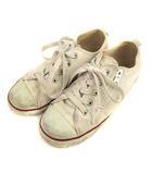 CHILD ALL STAR N Z OX チャイルド オールスター ローカット スニーカー シューズ 靴 キャンバス 3CK550 アイボリー系 21cm 子供用