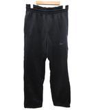 ナイキ NIKE エリート バスケットボール パンツ ウエストゴム スポーツ トレーニング ウエア M 黒 ブラック Y02745