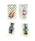 ベアブリック BE@RBRICK シリーズ8 KUBRICK グリコマンとビスコ君&ウルトラマン 4点セット おもちゃ フィギュア 人形 まとめ IBS62 R072717