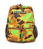 バートン BURTON リュックサック バックパック YTH GROMLET PACK DUCK HUNTER CAMO 迷彩 バッグ カモフラ NA オレンジ 緑 グリーン C073107