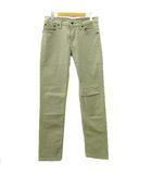 リーバイス Levi's 511 パンツ スリムフィット ストレッチ スキニーテーパード 30 ミント 緑 グリーン SEJ R091227