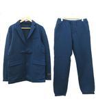19SS イル・ビリキーノ TYPE4 セットアップ スーツ テーラードジャケット シングル2B カジュアル L 紺 ネイビー OWK R041729